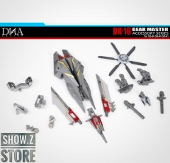 DNA Design DK-16 Gear Master Upgrade Kit for SS-49/61/08 Bumblebee, Sentinel Prime & Blackout