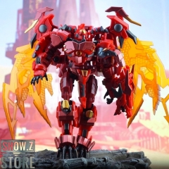 Iron Factory EX-42 Heat Death Red Dragon