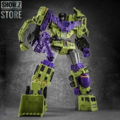 [Pre-Order] ToyWorld TW-C07X Constructor Devastator Perfect Edition Set of 6