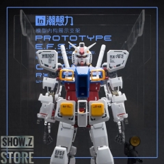 [Pre-Order] Inforce RX-78-2 Gundam Internal Structure Showcase Display