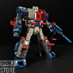 Zeta Toys EX-09 Ford Fortress Maximus Metallic Version