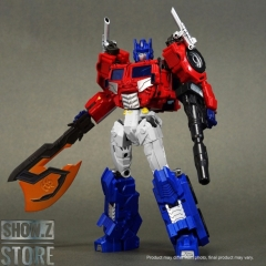 Perfect Effect PE-DX11 Honor Warrior Optimus Prime