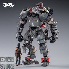 JoyToy Source 1/25 H06 Steel Bone Armour Grey Color /w Pilot