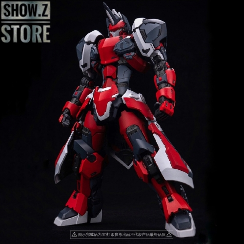 [Pre-Order] Non-Zero Studio NZ-01 The Knight of Dark Sky Model Kit