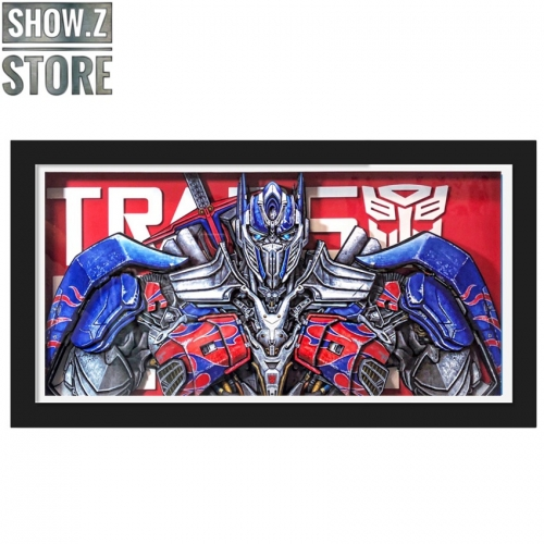 ChenFu Studio Transformers: Age of Extinction Optimus Prime 3D Wall Art Decoration Picture