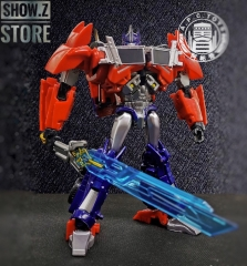 APC Toys APC-001 Attack Prime Optimus Prime Repaint 2.0 Version