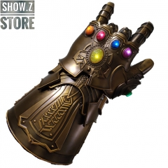 HCMY 1:1 The Infinity Gauntlet Wearable w/ Removable LED Infinity Stones