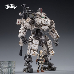 JoyToy Source 1/25 Steel Bone Armour White Color /w Pilot Reissue Version