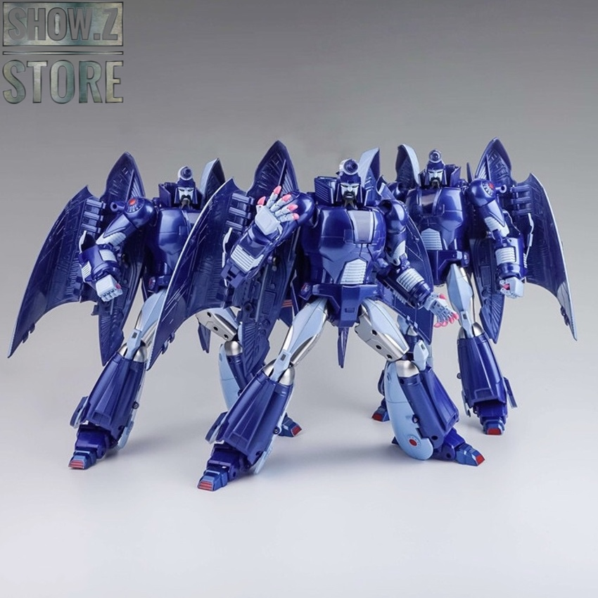 IN STOCK X Transbots MX-II CT Curse of Swarm Team G1 Cartoon Ver Figure