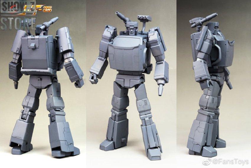 Pre-order Transformers FansToys FT25 FT-25 Outrider Trailbreaker Action figure