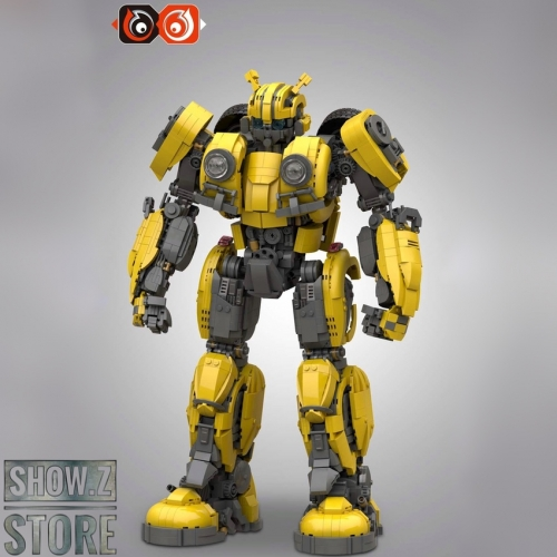 Lepin/66 Block Model No.663 Bumblebee
