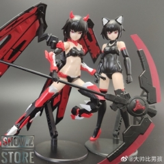 Future Model Weapon Girl-02 Death Scythe & Hira Set of 2