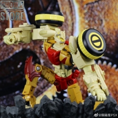 [Pre-Order] Mastermind Creations R-45 Mnemo & Motif Chromedome & Rewind Set of 2