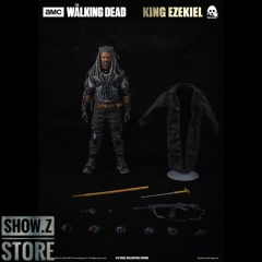 Threezero 3Z0090 The Walking Dead 1/6 King Ezekiel