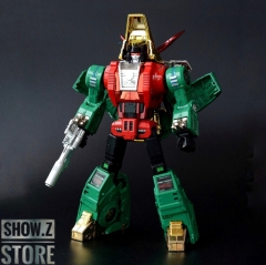 FansToys FT-04G Scoria Slag G2 Color Version