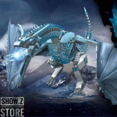 Super 18K MOC Viserion Weselion Game of Thrones