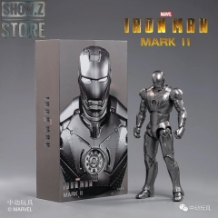 [Pre-Order] ZT Toys Marvel Licensed 1/9 Iron Man Mark 2 w/ Garage