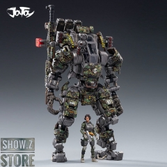 JoyToy Source 1/25 H07 Steel Bone Attack Mecha Jungle Camouflage w/ Pilot