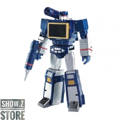 Magic Square MS-B27M Voice Ripple Soundwave Comic Version