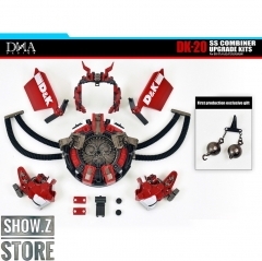 DNA Design DK-20 Upgrade Kit for SS-37/41/42/47/53/55/60/66 Studio Series Devastator Combiner