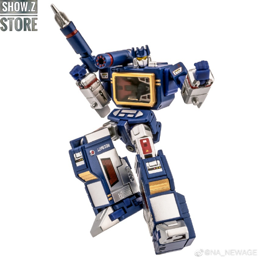 IN STOCK New NA Newage Robot Dog RAVAGE for NA Soundwave