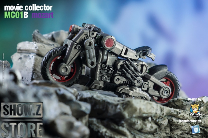 Dr.Wu /& Mechanic Studio MC01B Mozart Action Figure TOY in stock!