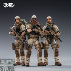 JoyToy Source 1/18 U.S. Army Delta Force Set of 3