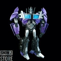 [Pre-Order] APC Toys APC-001 Attack Prime TFP Optimus Prime Shattered Glass Version
