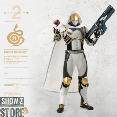 Threezero Studio 1/6 Destiny 2 Hunter Sovereign Calus's Selected Shader Version