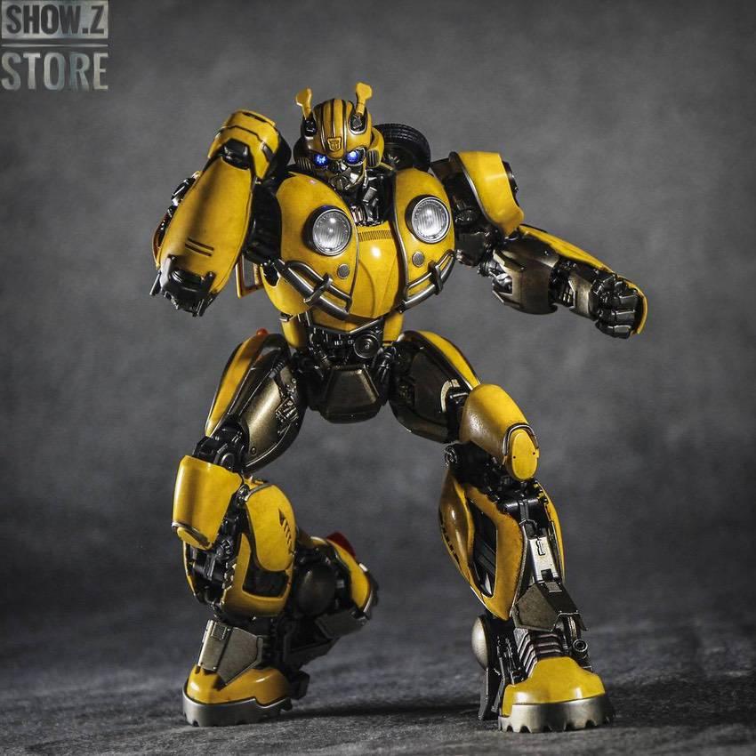 5U Model Bumblebee Deluxe Figure Transformers DLX Collectible Series