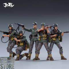 JoyToy Source 1/18 WWII German Wehrmacht Mountain Division Unit Set of 5