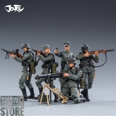 JoyToy Source 1/18 WWII German Wehrmacht Unit Set of 5