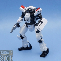 MechFansToys & Mechanic Toys AGS-05 Stellar Knights Police