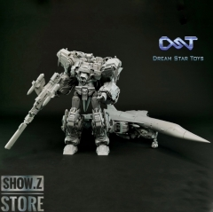 [Pre-Order] DreamStar Toys Superion Silverbolt
