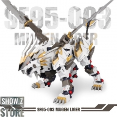 ZA Model 1/72 SF95-003 Mugen Liger Model Kit