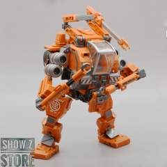[Pre-Order] MechFansToys Mechanic Studio MS-10 E5-REV Orange Limited Version