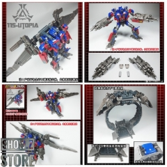 115 Utopia YYW-04A&B Upgrade Kit for SS-44 Leader Optimus Prime Full Set of 2