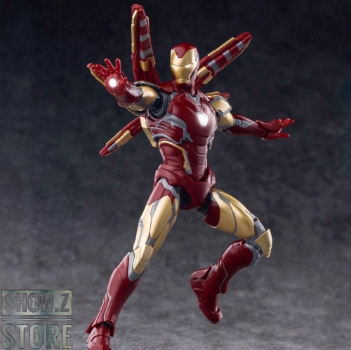 Eastern Model 1/9 Mark 85 Iron Man Normal Version Model Kit
