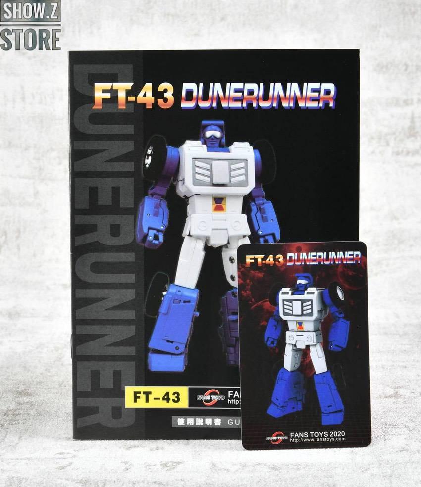 IN STOCK Transform FT43 FT-43 Dunerider Beachcomber Action figure