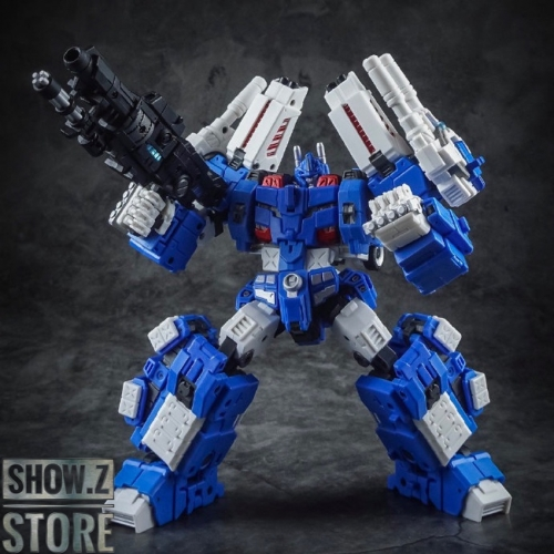 Iron Factory IF-EX44 City Commander Final Battle Armor Ultra Magnus