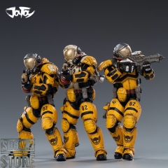 JoyToy Source 1/18 The 2nd Legion Interstellar Troopers Set of 3