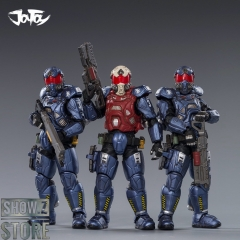 JoyToy Source 1/18 The 3rd Legion Interstellar Trooper Set of 3