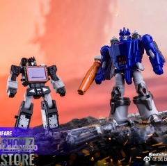 [In Coming] Dr.Wu DW-E01 Destroy Emperpo Galvatron & DW-E02B Monitor Officer Soundblaster Set of 2