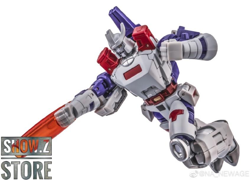 Pre-order Newage NA H23 Darius Galvatro Mini G1 Action Figure