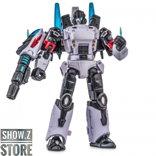NewAge H24 Macchio Megatron Shattered Glass Version