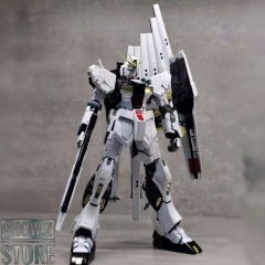 Daban 6619S MG 1/100 Rx-93 Nu Gundam Ver Ka. w/ Special Coating Titanium Finish Model Kit