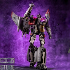 Mechanical Alliance SX-01 Thunder Warrior Blitzwing w/ LED