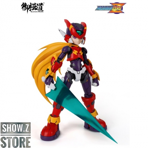 Eastern Model Mega Man Zero Model Kit