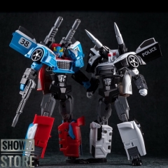 TT HongLi Model HF-01 Patrol Prowl & HF-02 Speed Smokescreen Set of 2