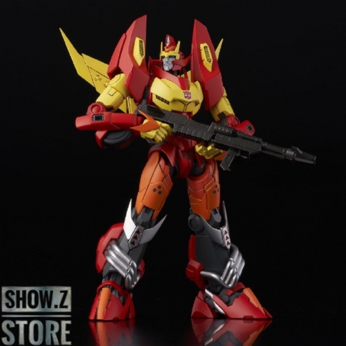 [Pre-Order] Flame Toys Furai Model IDW Rodimus Prime Model Kit